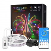 Wifi Alexa IOS Android Control Led Lights RGB Strip Dreamcolor Lighitng Gear Set