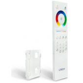 LTECH RGBWW Q5 4 Zones RF CT Touch Series Remote Control