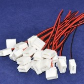 2 Pin Easy Connect Stick 10mm Quick Connector for Waterproof Strip 10pcs