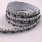 WS2811 DC 12V 144LEDs/M Programmable LED Strip Addressable Light 2M