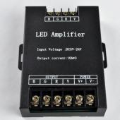 30A RGB LED Amplifier Signal Booster 5V 12V 24V 10A Per Channel