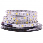 DC 12V 24V RGB CCT LED Strip 5050 SMD 5M 300LEDs RGBW Stripe Light