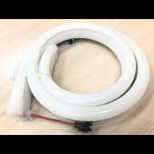 5V SK6812 RGB Addressable LED Neon Pixel Light Rope 60leds/m Waterproof