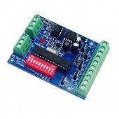 6CH Easy DMX512 Controller Decoder DC 5V-24V WS-DMX-6CH-BAN-V3