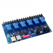 3CH-16CH Relay switch DMX512 Controller relay output dmx relay control