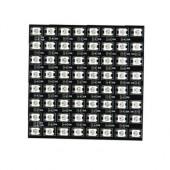 8cm*8cm 64 LEDs WS2812B Rigid Digital RGB LED Matrix Panel Light 5V