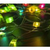 DC5V USB LED String Party Lights Birthday Decoration WS2812B RGB Light