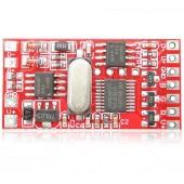 DM-103 3 Channel Output RGB Dmx Constant Voltage Decoder DC12-24V