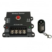 DM111 Frequency Adjustable Wireless Dimmer Leynew LED Controller