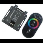 Leynew Full-color DC12-24V Touch RF800 LED Controller