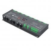 LTECH LED CV DMX Decoder DC12V-24V Input 3A 24CH Max