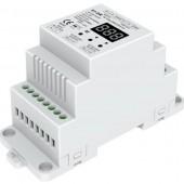 Kydance S1-DR LED Controller AC100v-240v DIN rail 2 Channel Triac DMX Dimmer DMX512
