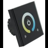 Low-voltage Color Temperature LED Controller Europe Standard TM07E Touch Panel
