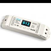 LTECH 16bit CV LT-820-5A 4 Channel Constant Voltage LED DMX-PWM Decoder