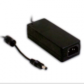 Mean Well GS40 40W AC-DC Industrial Adaptor Power Supply