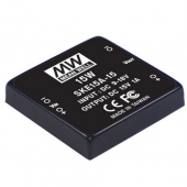 Mean Well SKE15 15W DC-DC Regulated Converter Power Supply