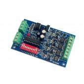4CH 700ma DMX512 Decoder Controller Dimmer WS-DMX-CHL-4CH-700MA