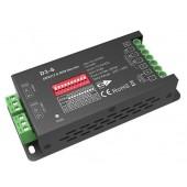 Skydance D3-S Led Controller 3CH*8A 12-24VDC CV DMX Decoder