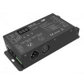 Skydance D4C-XE-700mA Led Controller 4CH Constant Current DMX512 RDM Decoder