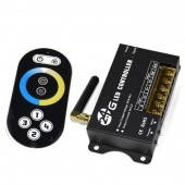 2.4Ghz RF LED Touch Controller Color Temperature Control RF202