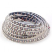 SK6812 RGBW RGBWW LED Strip 5v Individual Addressable 16.4ft 5M 300LEDs Light