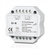 Skydance S1-B LED Controller 1CH 1A AC Triac RF Push Dimmer