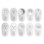Itead SONOFF S26 Wifi Plug Switch Timer Wall Power Socket