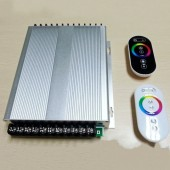 Super Power Wireless RF Control RGB Controller For LED RGB Strips