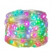 WS2812B RGB LED String 5m 50 leds Party Decoration Lights Addressable 5V